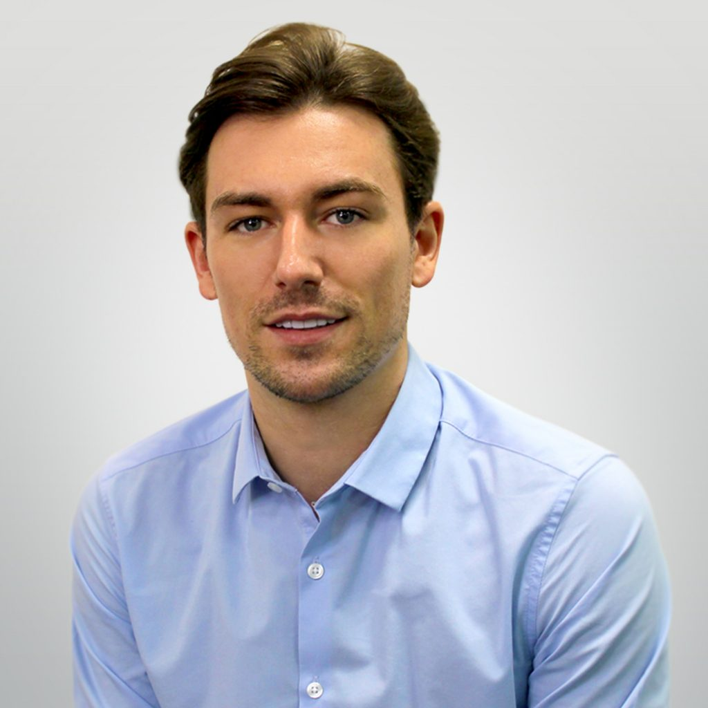 Samuel Scott, Head of Sales & Marketing at Panther